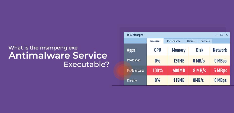 Antimalware Service Executable High Memory